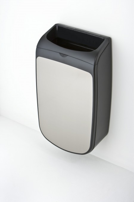 Mercury wall mounted waste bin