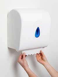 Autocut Hand Towel Dispenser