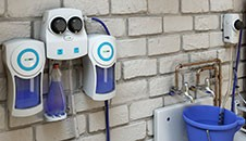ECOMIX COMPACT 2 Chemical Dispenser